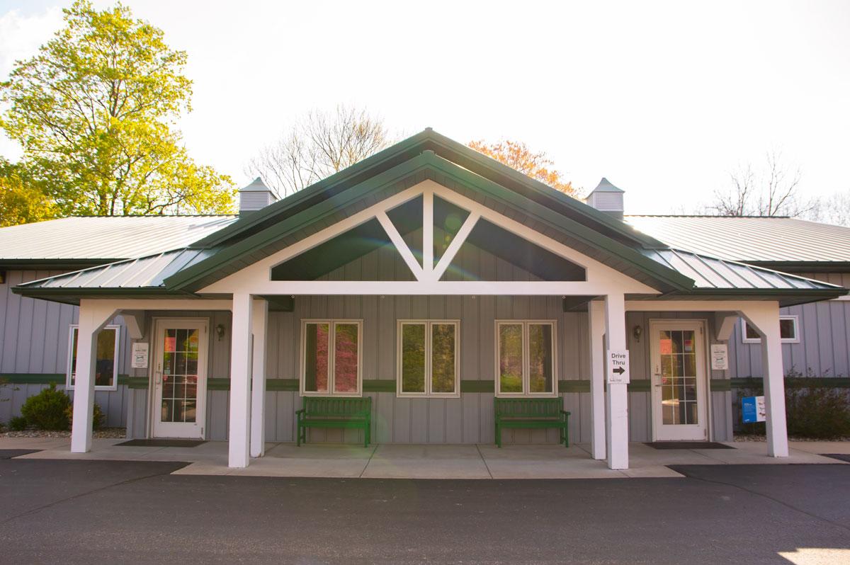 MAC outdoor photo of building